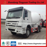 HOWO 10wheels Concrete Mixer Truck