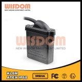 Industrial Mining Work Headlamp, LED Head Light Wisdom Kl8m