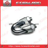 DIN741 Wire Rope Clip Steel Cable Clamp