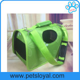 Factory Hot Sale PU Puppy Cat Carrier Pet Soft Crate