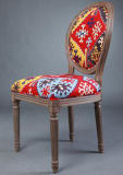 Chinese Antique Furniture Highback Chair