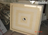 Yellow Granite Shower for Home Decoration (CT052)