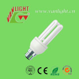 U Shape Series CFL Energy Saving Lamp (VLC-3UT4-25W-B22)
