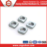 DIN 562 Zinc-Plated Square Thin Nut