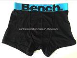 Solid New Style Fashion Men′s Boxer Short Underwear