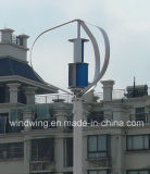 600W Home Use Magnet Wind Turbine Generator on The Roof