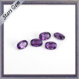 Crystal Clear Purple Natural Cercificated Gemstone