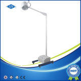 Mobile LED Surgical Vet Examination Light with Ce and Battery (YD200E LED)