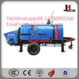 Excellent Quality and Best Price! Fine Stones Tralier Concrete Pump, China Hot Sales!