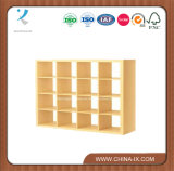 Wooden Display Shelf for Market, School