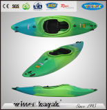 Whitewater Plastic One Person Sit in Kayak (Storm)