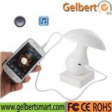 Portable Light LED Touch Controlled Mushroom Speaker Whith Plastic