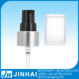 24/410 Metal Aluminum Cosmetic Screw Cream Pump Wtih as Cap