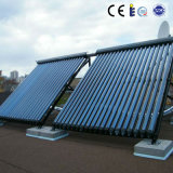 Central and Domestic Hot Water Solar Thermal Evacuated Tube Collectors