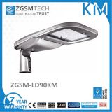 90W LED Street Lamp with Philips High Efficacy Chips