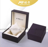 Customized High-Quality Plastic PU Leather Watch Gift Packaging Box