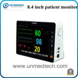 Small Size Six Parameters Patient Monitor with Spanish Option