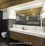 Hotel Luxuary Design Bathroom Vanity with Mirror