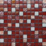 Chinese Style Crystal Mosaic Mix Marble