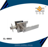 Hanging Door Hardware Square Cylindrical Lever Lock