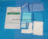 Natural Birth Pack with Reinforced Surgical Gown