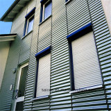 Roller Shutter Perforated/Perforated Shutter/Perforated Aluminum Slat