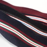 The Colorful Strip Mercerized Cotton Ribbon for Garments
