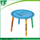 Wooden Table and Chair Children Study Table and Chair F0147+F0146