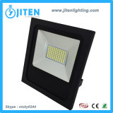 New Design 50W LED Floodlight Slim Housing Ce RoHS SAA Approved, IP65