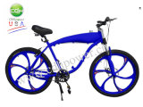 """Cdh Complete 26"""" Motor-Ready Bicycle/2.4L in-Frame Gas Tank"""