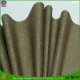Home Textile Woven Polyester Coating Fr Blackout Curtain Fabric for Hotel Use