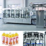 Glass Bottle Juice Filling Capping Machine with Crown Cap