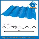 Corrugated Color Steel Sheets Roof/Wall Metal Claddings