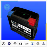 12V Lead-Acid JIS Heavy Duty Truck Sealed Maintenance Free Battery