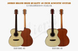 Aiersi 40 Inch Wholesale Musical Instruments Acoustic Guitar (SG01SM-40)