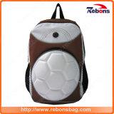 Top Sale Football Kids Customer 3D School Bags