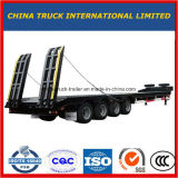 Heavy Duty 16m Low Bed Lowboy Semi Trailer