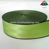 High Strength Nylon / Polyester Webbing for Safety Belt