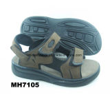 China Suede Leather Sandals Beach Shoes Sport Sandals