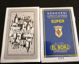 Italy Customized Paper Playing Cards (40 CARDS ONE DECK)