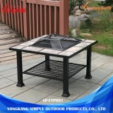 Outdoor Stainless Steel BBQ Side Table with Korean or Janpenes
