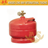Hot Sale Small Compressed Customized LPG Gas Cylinder (AS-LPG-0.5KGB)