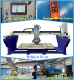 Automatic Stone Cutting Machine for Tile with Bridge Miter Cut