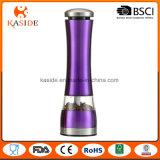 Top Selling Custom Metallic Color Automatic Salt Pepper Mill