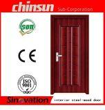 Modern Style Interior Steel-Wood Door