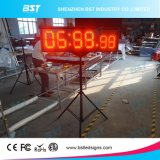 Outdoor Waterproof LED Timer Sign for Sports Count up/Down (HH: mm: SS)