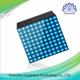 LED Light Smart Lamp Bluetooth Speakers with APP Control/Alarm Clock