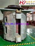 Medium Frequency Melting Furnace for Steel (GW-1.25T)