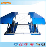 3000kg Ce Approved on Ground Movable Small Scissor Lift