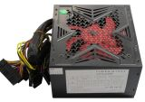 Coating Black 400W ATX PC Power Supply with 12cm Cooling Fan